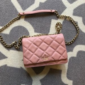 Kate Spade Leather Mini Crossbody Bag
